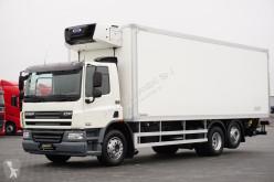 Camion frigo occasion DAF CF - / 75.360 / EURO 5 / 6 X 2 / CHŁODNIA + WINDA