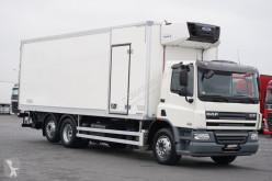 Camion DAF CF - / 75.360 / EURO 5 / 6 X 2 / CHŁODNIA + WINDA frigorific(a) second-hand