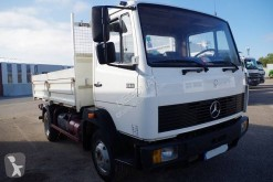 Used construction dump truck Mercedes 814