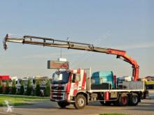 Camion Volvo FM 340 / 6X4 /L:6,35M/PALFINGER PK 20002 / RADIO plateau occasion
