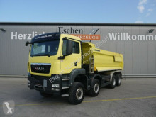 Camion MAN TGS 41.440 BB 8x8 Meiller Mulde, hydr. Klappe,AP multibenne occasion