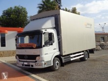 Camion plateau occasion Mercedes Atego 1018 N