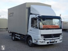 Camion plateau occasion Mercedes Atego 816 R