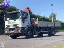 Iveco Eurotech 190E24 truck used flatbed