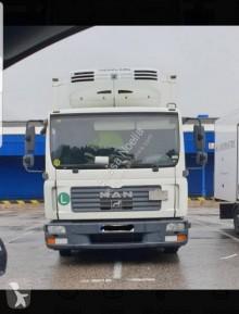 MAN multi temperature refrigerated truck TGL 8.180