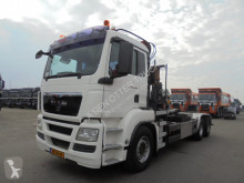 Camion polybenne occasion MAN 26.360