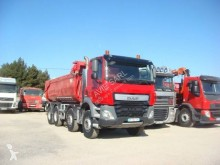 Used tipper truck DAF CF 460