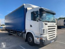 Used tautliner truck Scania R 340