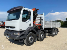 Camion benne occasion Renault Kerax 420 DCI