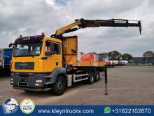 MAN TGA 28.320 truck used flatbed