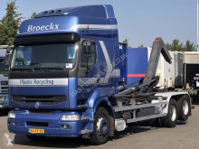 Camion transport containere second-hand Renault Premium 420 DCI