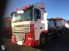 DAF XF105 410 truck used skip