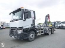 Камион Renault Gamme C 430 DXI мултилифт с кука втора употреба