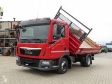 Kamyon MAN TG-L 6Zylinder 250PS (E6) damper üç yönlü damperli kamyon ikinci el araç