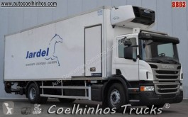 Scania P 250 truck used refrigerated