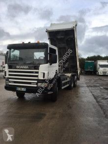 Scania two-way side tipper truck C 114C