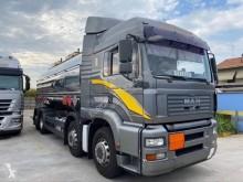 Camion MAN TGA 33.440 citerne produits chimiques occasion
