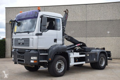 Camion polybenne occasion MAN TGA 18.360