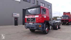 Camion MAN 26.463 châssis occasion