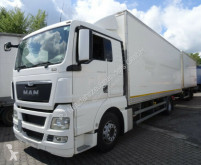 Camion MAN TGX 18.440 mit Anhänger 100m³ fourgon occasion