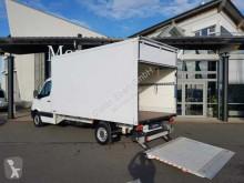 Camion fourgon occasion Mercedes Sprinter 316 CDI Koffer LBW Navi Klima Tempomat
