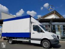 Mercedes box truck Sprinter 516 CDI Möbelkoffer Windabweiser