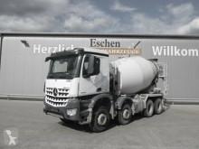 Camion béton toupie / Malaxeur Mercedes Arocs 3240 B, 8x4, 9 m³ Liebherr, EUR6, Klima