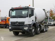 Camion second-hand Mercedes Arocs Stetter 9m³ Deutsch
