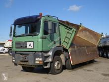 Kamión korba MAN TG-A 35.430 VFK 8x4 4-Achs Kipper Bordmatik, Schalter