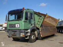 MAN TG-A Bordmatik, Schalter truck used tipper