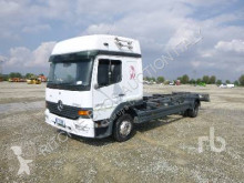 Camion porte containers occasion Mercedes Atego