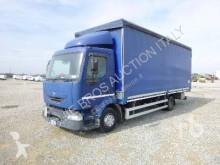 Camion rideaux coulissants (plsc) occasion Renault Midlum