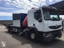 Камион платформа стандартен втора употреба Renault Premium 370 DXI