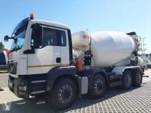 Kamión MAN TGS 32.360 betonárske zariadenie domiešavač ojazdený