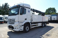 Mercedes Arocs 2545 truck used flatbed
