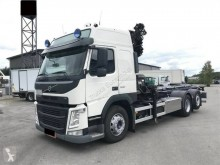 Camion plateau occasion Volvo FH 500