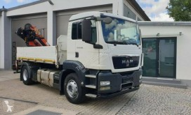 MAN TGS truck used flatbed