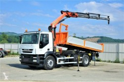 Camion plateau Iveco Stralis 310