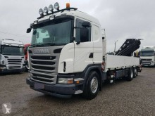 Camion Scania G 400 platformă second-hand