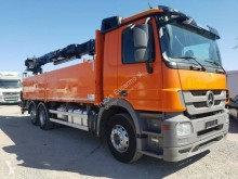 Camion MAN TGM 26.340 cassone usato