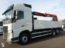 Camion plateau occasion Volvo FH 400