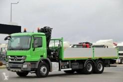 Camion plateau Mercedes Actros 2636