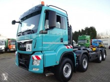 MAN TGS 35.480 truck used hook arm system