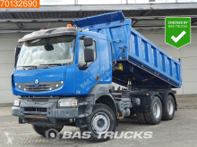 Renault Kerax 450 DXi truck used three-way side tipper