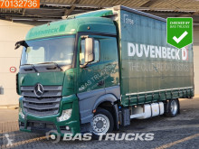 Mercedes Actros 1836 truck used tautliner