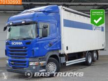 Camion Scania R 420 Teloni scorrevoli (centinato) usato