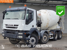 Camião Iveco Trakker betão betoneira / Misturador usado