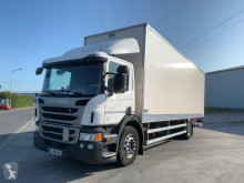 Camión furgón Scania P 280