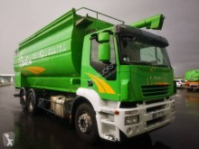 Camion cisternă transport alimente second-hand Iveco Stralis 310