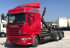 Грузовик мультилифт Scania R 490
